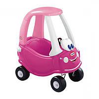 Детская машинка-каталка  «Cozy Couple» Little Tikes - США - Управляется с помощью руля
