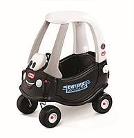 Детская машинка-каталка  «Полиция» Little Tikes - США - звуковые эффекты