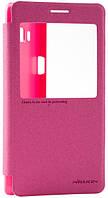 Чехол Nillkin Samsung A7/A700 - Spark series Red