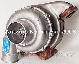 Турбокомпрессор ТКР 11 Н1 с кожухом (111.100)