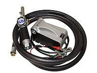 Насос для перекачки топлива Light Tech 12В, 40 л/мин