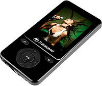 MP4-флэш плеер Transcend T-Sonic 710 8G Black