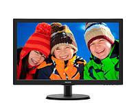 """LED-монитор Philips 21.5"""" 223V5LSB/62 16:9 w-LED Black"""