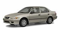 Фаркоп на автомобиль TOYOTA COROLLA E11 хетчбек/лифтбек 1997-2002