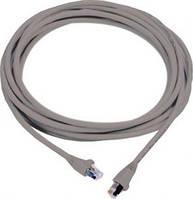 Патч-корд Molex RJ45, 568B-N, FTP PowerCat 5e, LSZH, 2м, Grey