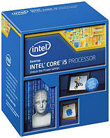 Процессор Intel Core i5-4460 s1150 3.2GHz 6MB GPU 1100MHz BOX