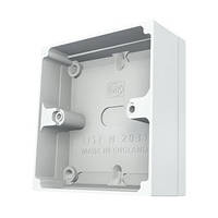 Основание настенной розетки Molex UK 1G 28mm White