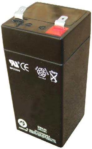 Кислотно-свинцовый аккумулятор X-Digital SP 4-4 (SW12400) - Интернет-магазин Unit PC в Николаеве