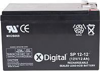 Кислотно-свинцовый аккумулятор X-Digital SP12-12 (SW1212)