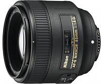 Объектив Nikon AF-S Nikkor 85 мм f/1.8G