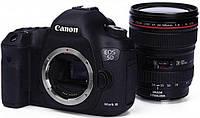 Цифровая зеркальная фотокамера Canon EOS 5D Mark III 24-105 IS USM KIT