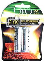 Аккумуляторы UFO HR6 Ni-MH 2100mAh