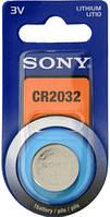 Батарейка Sony СR2032