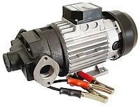 Электронасос с продолжительным циклом работы для перекачки дизельного топлива AG-90, 12В, 80 л/мин