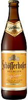 Пиво Schofferhofer нефильтрованное*0,5л