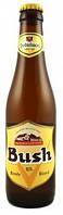 Пиво Bush Blond светлое фильтрованное солодовое*0,33л