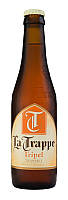 Пиво La Trappe Tripel светлое нефильтрованное*0.33л
