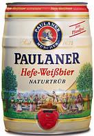 Пиво Paulaner нефильтрованное*5л