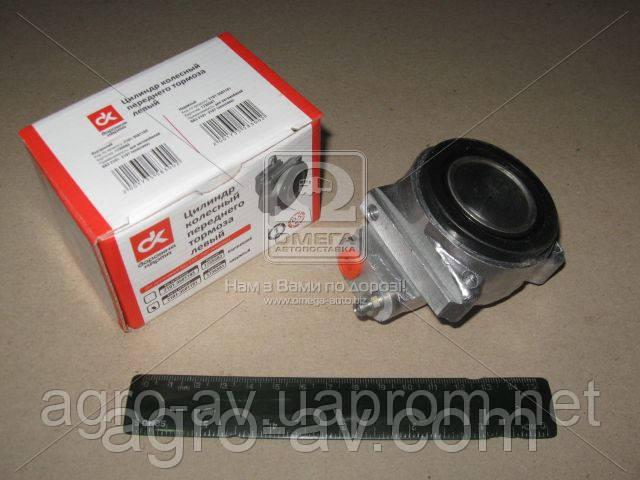 Цилиндр торм. передн. (2101-3501181) ВАЗ 2101 левый наружный упак . <ДК>