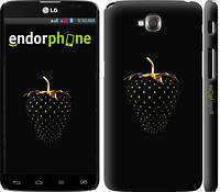 """Чехол на LG G Pro Lite Dual D686 Черная клубника """"3585c-440-716"""""""