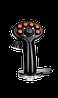 Фасонная рукоятка переключения В20 W.GESSMANN GMBH (Гессманн)