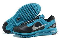 Кроссовки Nike Air Max 2013 Blue/Black, фото 1