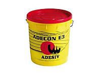Паркетный клей 20кг. ADESIV ADECON E3 эластичный, без запаха
