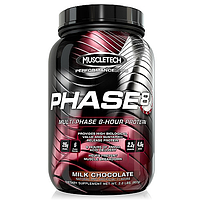 Протеин, MuscleTech, Phase8, 910gram