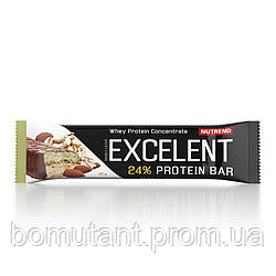 Excelent Protein Bar 85 гр chocolate-nougat with cranberries Nutrend