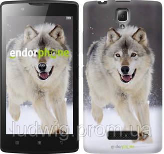 """Чехол на Lenovo A2010 Бегущий волк """"826c-216-716"""" - Интернет-магазин Ludwig. в Львове"""