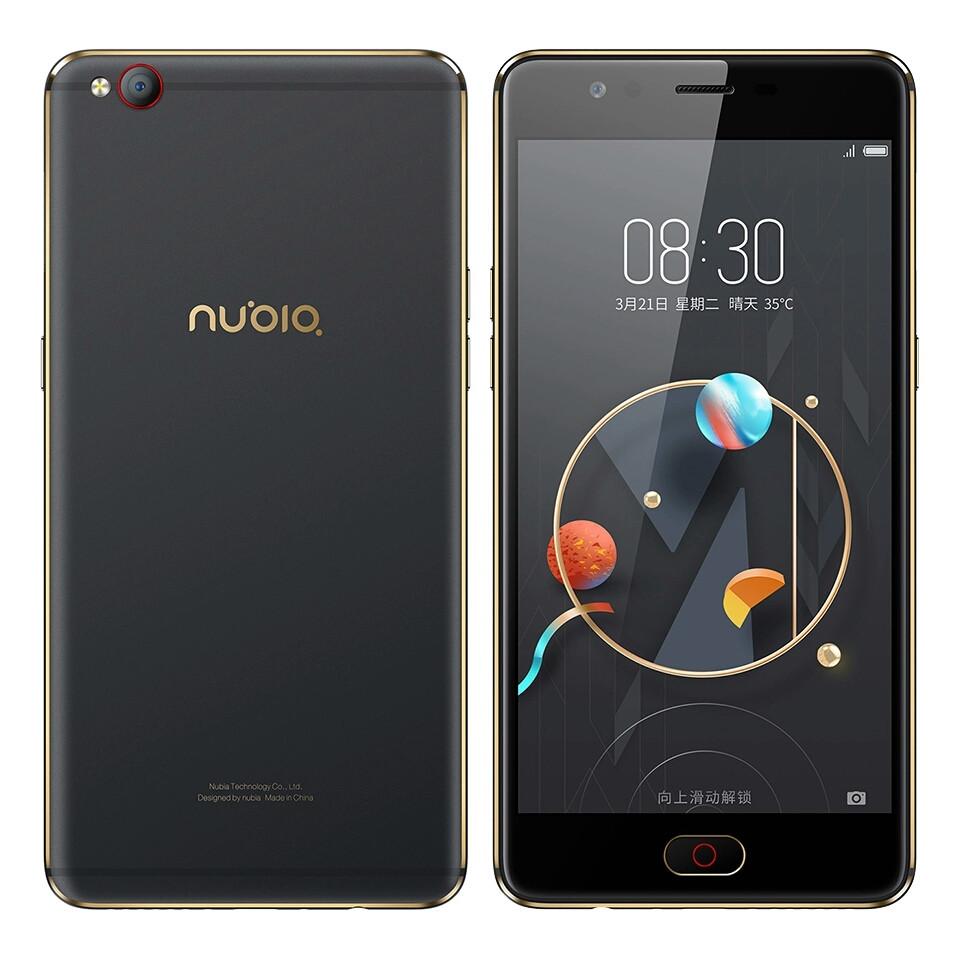 ZTE Nubia M2 Lite MT6750 8 ядер 4GB/32GB Black
