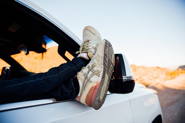 Bodega x Asics Gel Classic On the Road