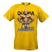 Футболка Bodybuilding Olympia - Dexter Jackson