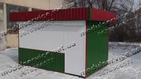Продажа киоски, бытовки, посты охраны, пррабские, торговые прицепы, дачные домики в днепропетровске