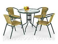 Садовый столик Halmar GRAND 80