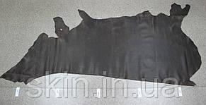"""Кожа натуральная """"Крейзи Хорс"""" для галантерейных изделий коричневого цвета, толщина 1.5 мм, арт. СК 1169, фото 2"""