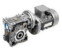 Мотор-редукторы цилиндро-червячные РС+ NMRV