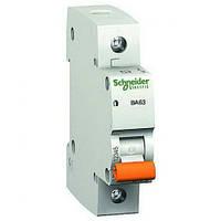 Автоматический выключатель Schneider-Electric Домовой ВА63 1P 50А C