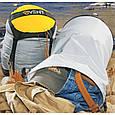 Белый гермочехол на 20 литров Sea To Summit ADCSL Compression Dry Sack L, STS ADCSL, 23х50см., фото 4