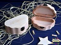 """Шкатулка деревянная """"Балет"""" мини, 4 х 6,5 х 12 см."""
