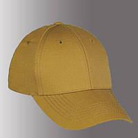 Тактическая кепка-бейсболка кайот
