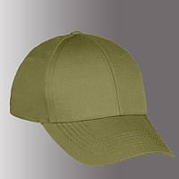Тактическая кепка-бейсболка cветлая олива