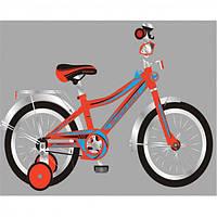 Велосипед Super Bike 16'' T-21615 red KK
