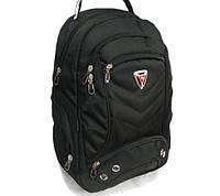 Рюкзак мужской Swissgear черный