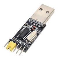 Переходник CH340G ( USB-COM TTL )