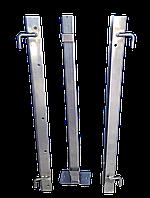 Стовпчики для ПВХ панелей