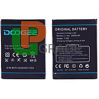Аккумулятор Doogee Y100 VALENCIA2, 2000mAh