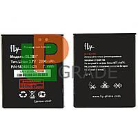 Аккумулятор акб батарея Fly BL3807 (iQ454 Evo Tech 1) 2000 mAh