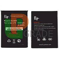 Аккумулятор акб батарея Fly BL8601 (iQ4505 Era Life 7) 1800 mAh