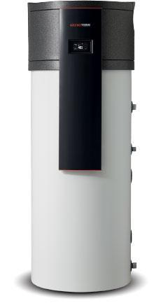 Тепловой насос для ГВС KRONOTERM WP2 LF-202E / 1 E D PV P